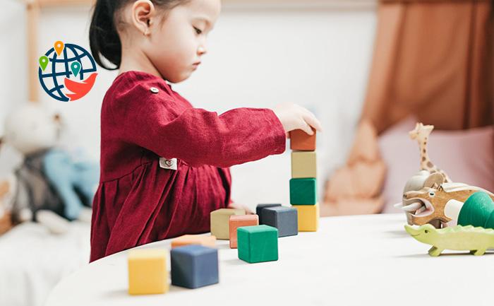 Детский сад в Канаде