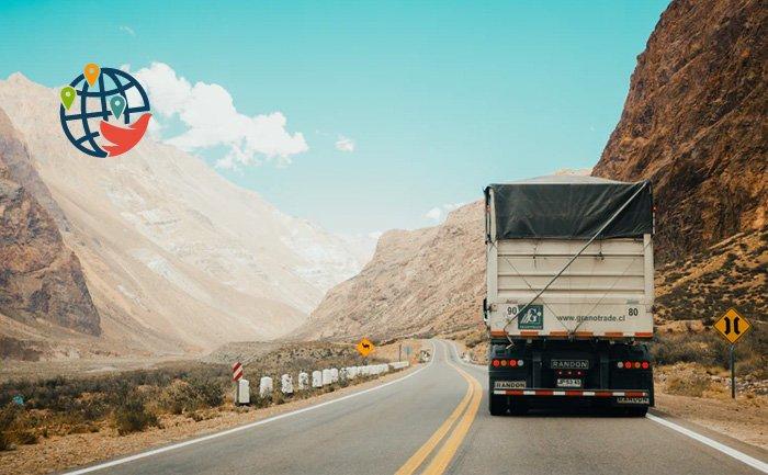 Нью-Брансуик упростил иммиграцию для водителей грузовиков