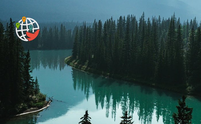 Самый высокий подвесной мост в Канаде почти готов к открытию