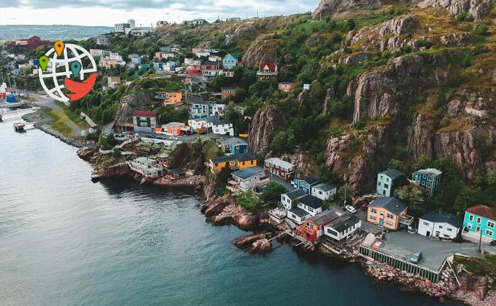 Ньюфаундленд и Лабрадор