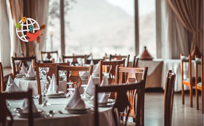 Бунтовать так бунтовать: владелец ресторана бросил вызов локдауну