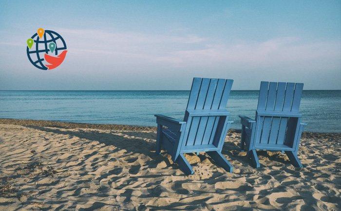 Лучшие пляжи Канады в 2021 году