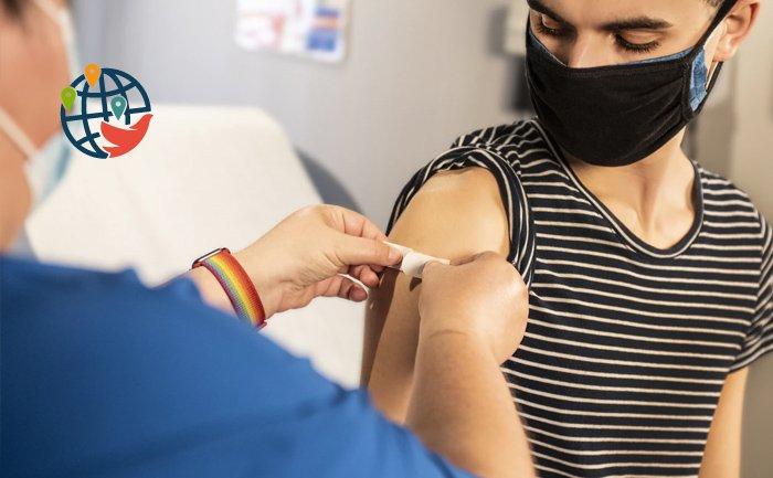 Начались клинические испытания вакцины, созданной в Канаде