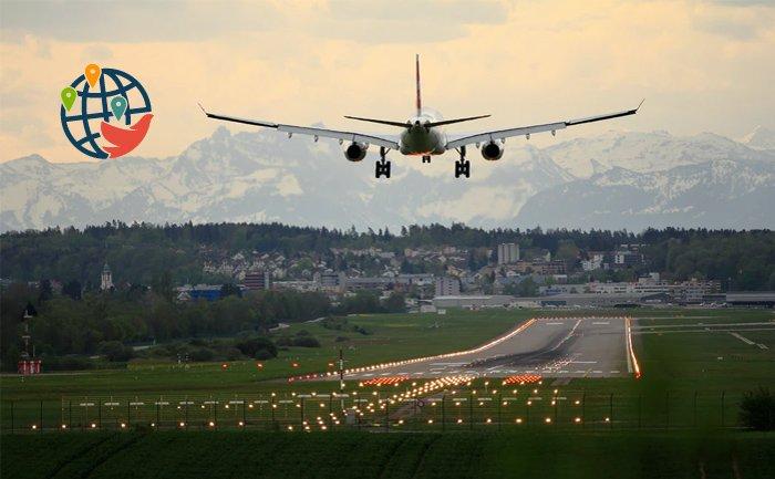 Канада прекращает авиасообщение с двумя странами