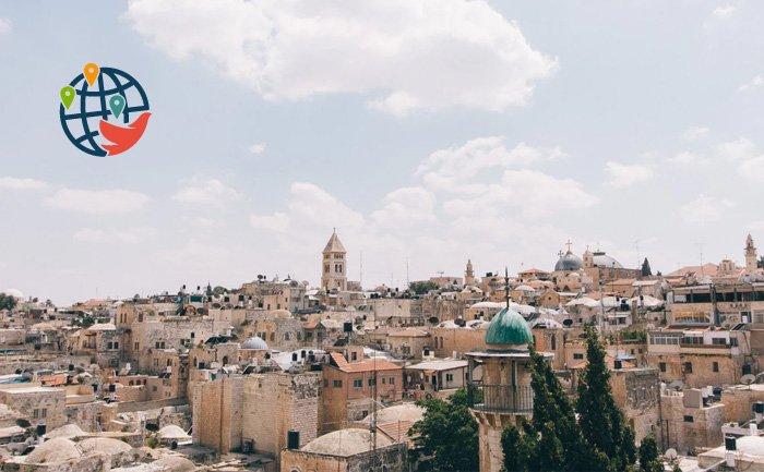 Канадская авиакомпания отменяет рейсы в Израиль