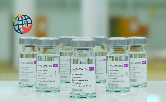 Канада получила еще миллион доз вакцины