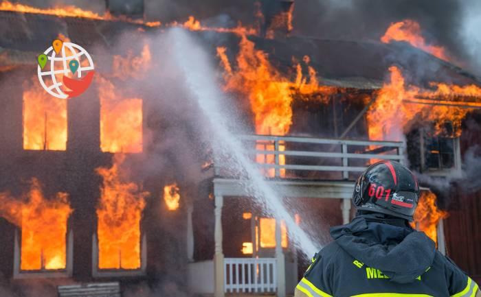 Разрушительный пожар в Британской Колумбии унес жизни двух местных жителей