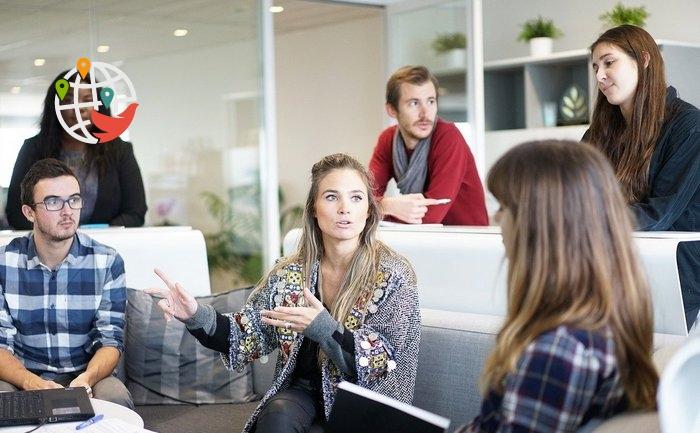 Бизнес-совещание