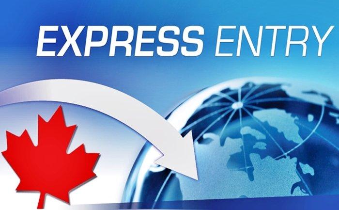 Проходной балл в Express Entry снова снижен