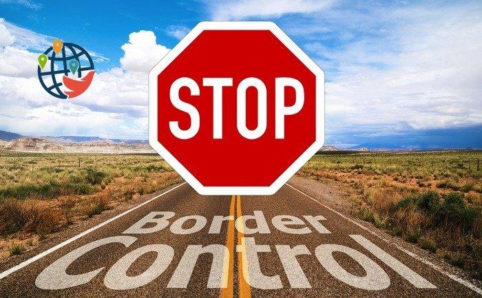 Канадские пограничники планируют забастовку в начале августа