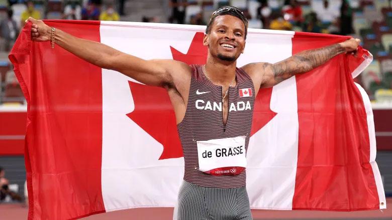 У Канады золотая медаль на Олимпиаде в Токио!