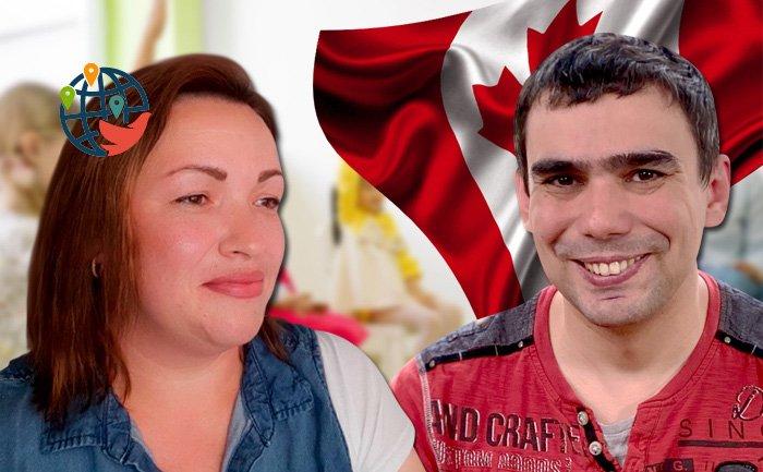 Работа воспитателем в Канаде