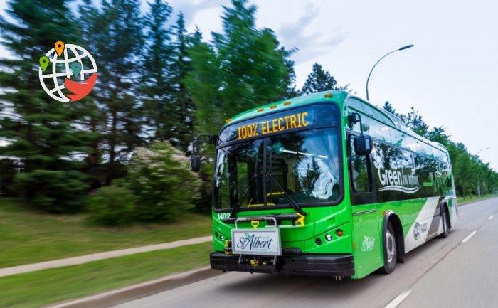"""Школьные автобусы станут """"зелеными"""" благодаря Канаде и Острову принца Эдуарда"""