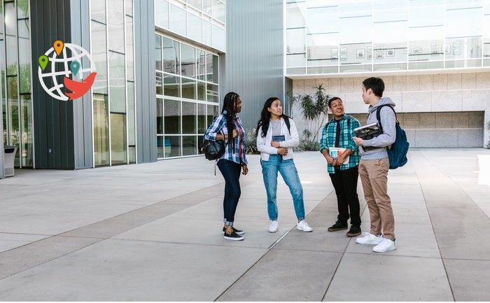 Студенты из 36 стран говорят «да» Канаде