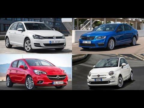 Самые популярные автомобили в Австрии. Вопрос к зрителям - какое авто покупать?