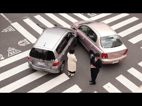 Как работает страховка авто в США. Что происходит в случае аварии