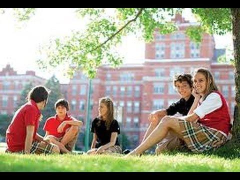 Адаптация ребенка в канадской школе. Интервью с ученицей (1ая ч.)