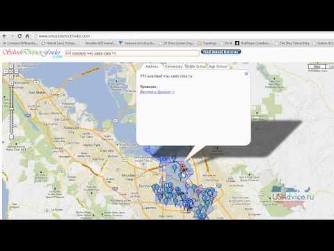 Поиск квартиры в США: преступность, население, школы