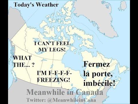 Что нужно знать о погоде в Канаде