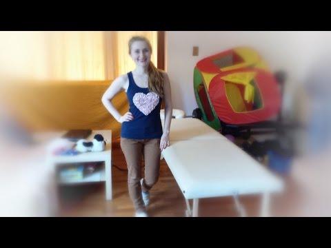 Приключения украинской массажистки в Польше.
