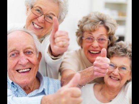 Канадские пенсионеры