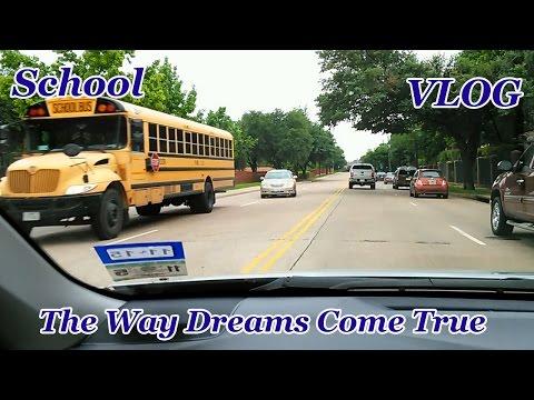 Школьный автобус в США. Правила дорожного движения в школьных зонах.