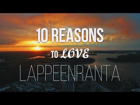 10 причин почему я люблю Лаппеэнранту