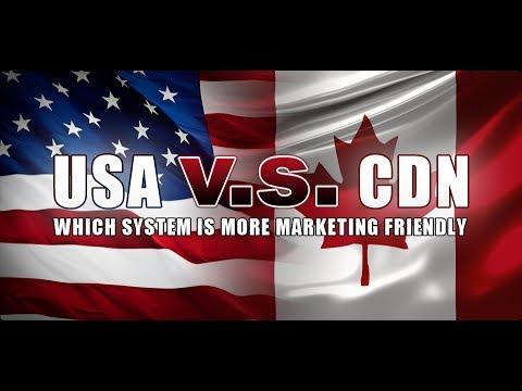 Страны для жизни: Канада против США