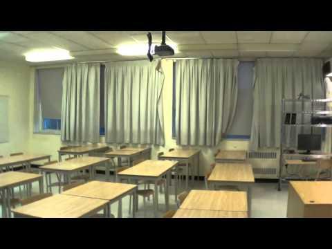 Обычная канадская школа изнутри