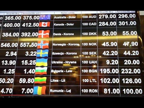Как пересылать деньги из Польши в Украину?