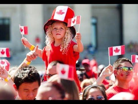 Как живется детям в Канаде