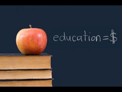Сколько стоит высшее образование в США / College Tuition Fees in USA