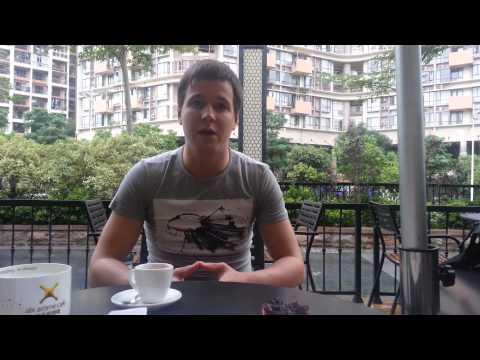 Первый выпуск видеоблога о жизни в Китае. Shenzhen/China