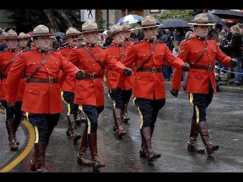 Канадская полиция. Личные впечатления.