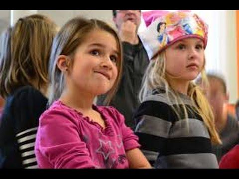 Первоклашка-иммигрант в Канаде: начало учебы в местной школе