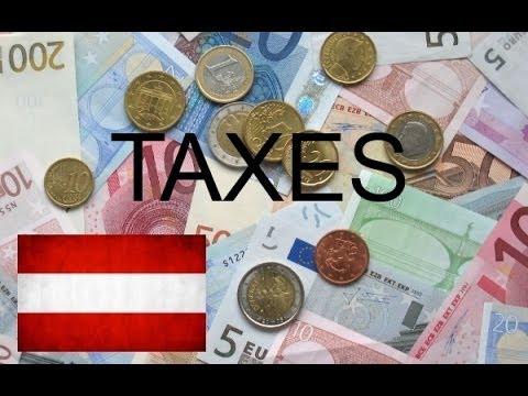 Налоги в Австрии, или куда уходят мои деньги