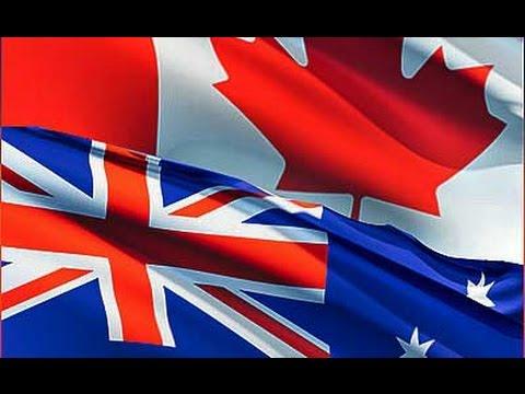 Австралия или Канада - каждому своё (часть 1)