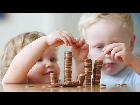 Пособия на ребёнка в Австрии - Familienbeihilfe и Kinderbetreuungsgeld