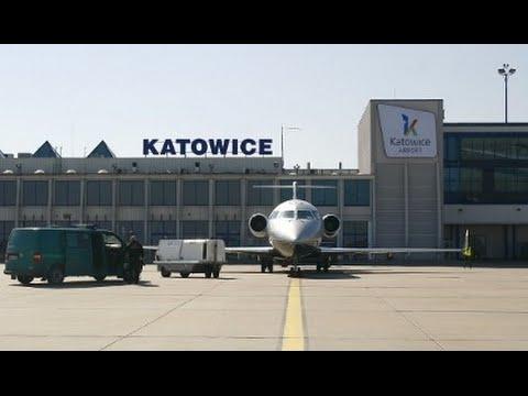 Пограничники и допросы в аэропорту Катовице.