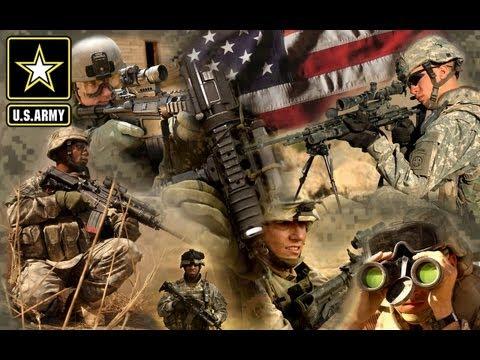 Армия США, какой её не показывают