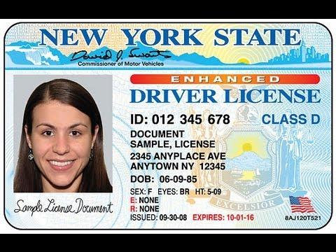 Как получить водительские права в США. Driver license in USA