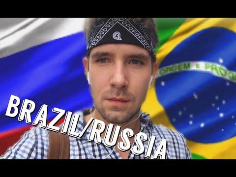 Отличия между Россией и Бразилией