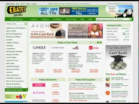 Как купить товары из США без посредников. Best cash back site