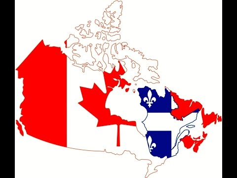 Отличия иммиграции в англоязычные провинции и в Квебек