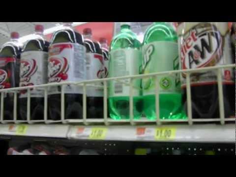 Walmart   Цены на продукты питания в США, Флорида   Часть 1