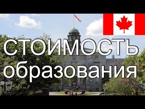 Стоимость образования в Канаде для резидентов