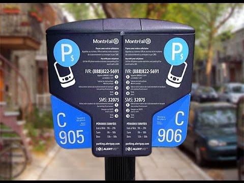 О парковках в канадских городах