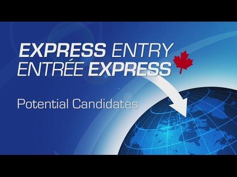 Общие сведения об Express Entry