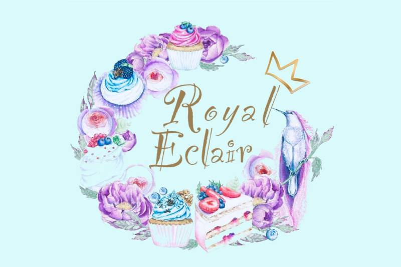 Royal Eclair Bakery