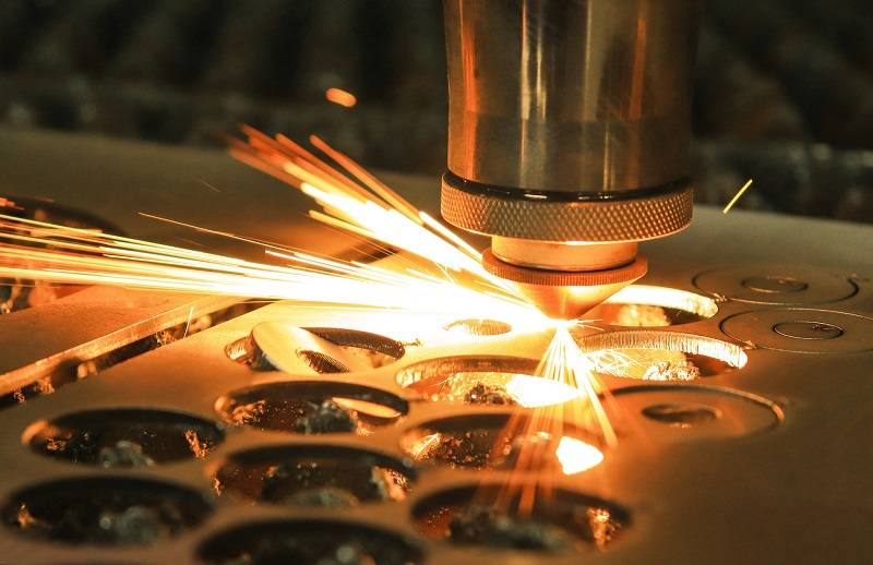 Laser cutting plus